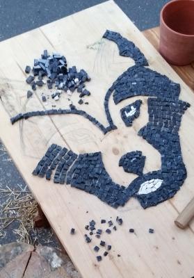 Mosaikwerk