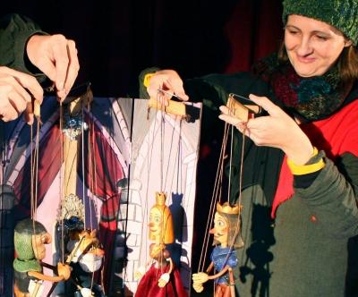 Eppisburger Marionettentheater Theater Knuth